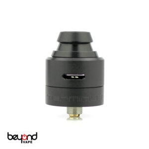 Aria Terminus RDA 24mm Black PVD-0
