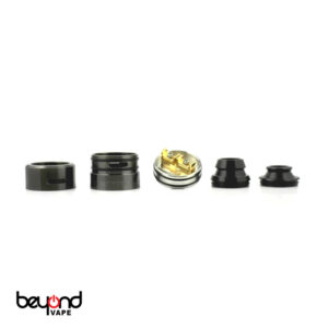 Aria Terminus RDA 24mm Black PVD-1254